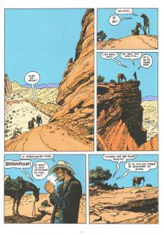 Extrait de Blueberry (Sfar/Blain) -1- Amertume Apache