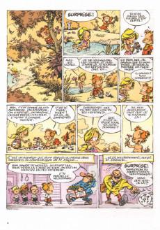 Extrait de Le petit Spirou -18ES1- La vérité sur tout !