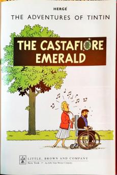 Extrait de Tintin (The Adventures of) -INT07- The Castafiore Emerald - Flight 714 - Tintin and the Picaros