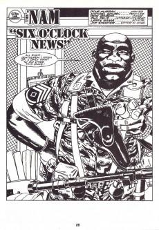 Extrait de 'Nam magazine (The) (Marvel - 1984) -2- (sans titre)