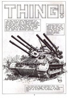 Extrait de 'Nam magazine (The) (Marvel - 1984) -3- (sans titre)