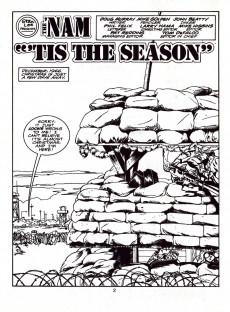 Extrait de 'Nam magazine (The) (Marvel - 1984) -6- (sans titre)
