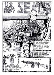 Extrait de 'Nam magazine (The) (Marvel - 1984) -8- (sans titre)