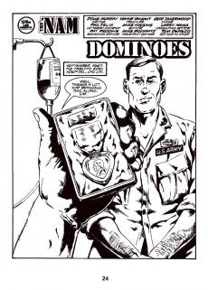 Extrait de 'Nam magazine (The) (Marvel - 1984) -10- (sans titre)
