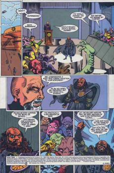 Extrait de Star Trek (1989) (DC comics) -2- The Sentence
