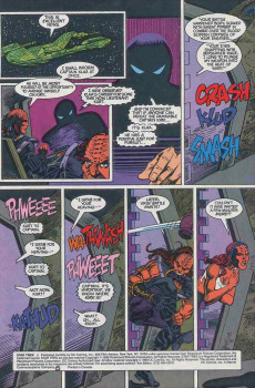 Extrait de Star Trek (1989) (DC comics) -3- Target: Enterprise!
