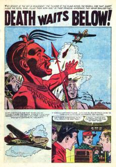 Extrait de World of Fantasy (Atlas - 1956) -5- Beware... The Eyes of Arch!