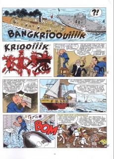 Extrait de Les tuniques Bleues - La Collection (Hachette, 2e série) -307- Les bleus de la marine