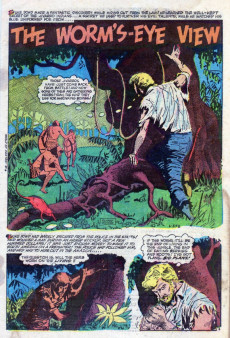Extrait de World of Fantasy (Atlas - 1956) -6- In The Swamp!