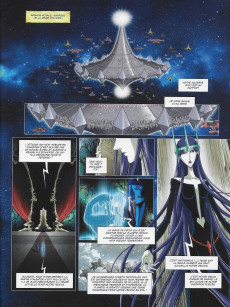 Extrait de Capitaine Albator - Mémoires de l'Arcadia -2- Les ténèbres abyssales de l'âme