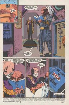 Extrait de Star Trek (1989) (DC comics) -4- Repercussions