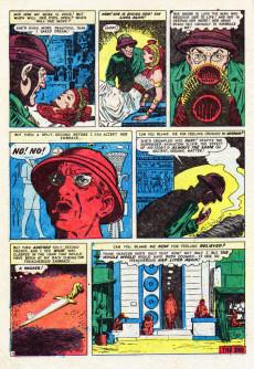 Extrait de World of Fantasy (Atlas - 1956) -8- The Secret Of The Black Cloud
