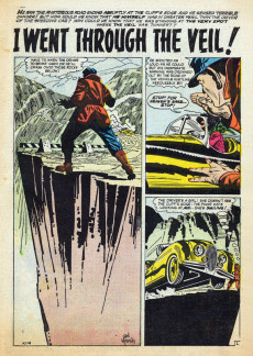 Extrait de World of Fantasy (Atlas - 1956) -10- The Secret Men!