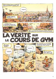 Extrait de Le petit Spirou -18- La Vérité sur tout !