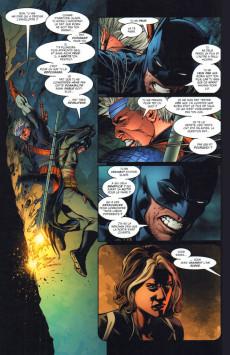 Extrait de Batman vs Deathstroke