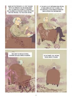 Extrait de Nanaqui - Une vie d'Antonin Artaud