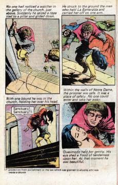 Extrait de Marvel Classics Comics (Marvel - 1976) -3- The Hunchback of Notre Dame