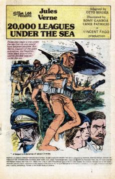 Extrait de Marvel Classics Comics (Marvel - 1976) -4- 20,000 Leagues Under The Sea