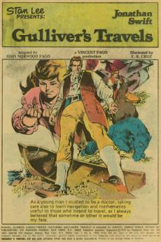 Extrait de Marvel Classics Comics (Marvel - 1976) -6- Gulliver's Travels