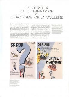 Extrait de Spirou et Fantasio (L'intégrale Version Originale) -10- Le dictateur et le champignon