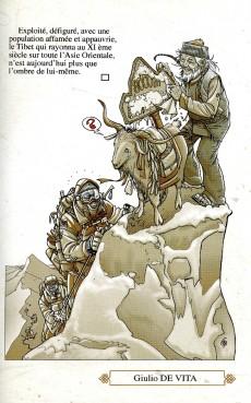 Extrait de Tintouin au Tibet - Tome TL