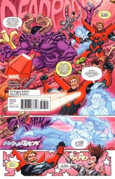 Extrait de Deadpool - Détestable Deadpool -2- Trucs à faire