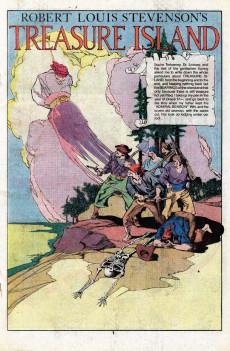 Extrait de Marvel Classics Comics (Marvel - 1976) -15- Treasure Island