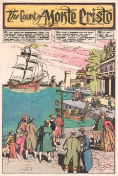 Extrait de Marvel Classics Comics (Marvel - 1976) -17- The Count of Monte Cristo