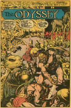 Extrait de Marvel Classics Comics (Marvel - 1976) -18- The Odyssey
