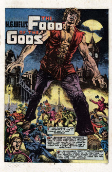 Extrait de Marvel Classics Comics (Marvel - 1976) -22- Food of the Gods
