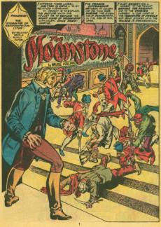 Extrait de Marvel Classics Comics (Marvel - 1976) -23- The Moonstone