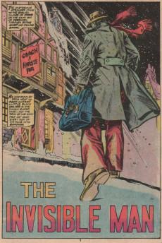 Extrait de Marvel Classics Comics (Marvel - 1976) -25- The Invisible Man