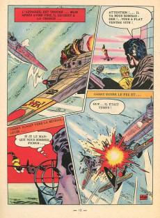 Extrait de Garry (sergent) (Imperia) (1re série grand format - 1 à 189) -127- Le batiment fantôme