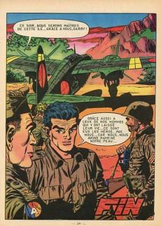 Extrait de Garry (sergent) (Imperia) (1re série grand format - 1 à 189) -165- Seul chez l'ennemi