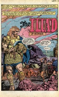 Extrait de Marvel Classics Comics (Marvel - 1976) -26- The Iliad