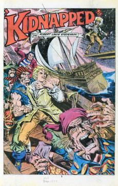 Extrait de Marvel Classics Comics (Marvel - 1976) -27- Kidnapped