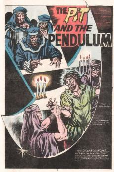 Extrait de Marvel Classics Comics (Marvel - 1976) -28- The Pit and the Pendulum