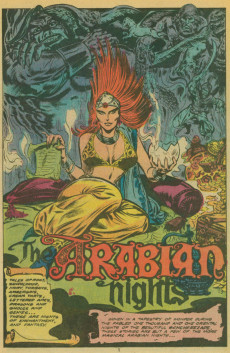 Extrait de Marvel Classics Comics (Marvel - 1976) -30- The Arabian Nights
