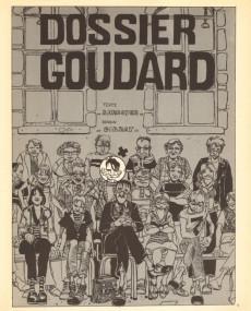 Extrait de Goudard -1- Dossier Goudard