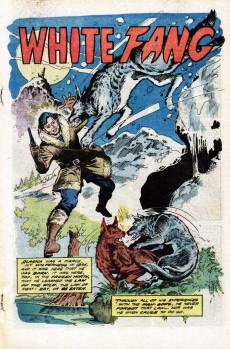 Extrait de Marvel Classics Comics (Marvel - 1976) -32- White Fang