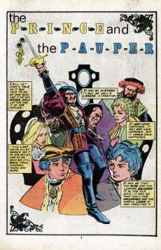 Extrait de Marvel Classics Comics (Marvel - 1976) -33- The Prince and the Pauper