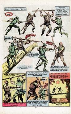 Extrait de Marvel Classics Comics (Marvel - 1976) -34- Robin Hood