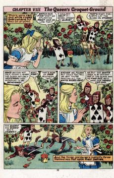 Extrait de Marvel Classics Comics (Marvel - 1976) -35- Alice in Wonderland