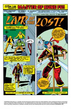 Extrait de Master of Kung Fu Vol. 1 (Marvel - 1974) -17- (sans titre)
