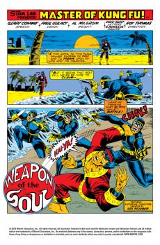 Extrait de Master of Kung Fu Vol. 1 (Marvel - 1974) -20- (sans titre)