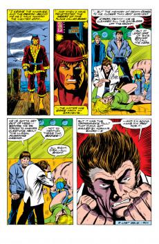 Extrait de Master of Kung Fu Vol. 1 (Marvel - 1974) -21- Season of Vengeance... ...Moment of Death!