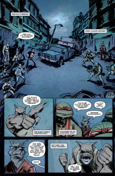Extrait de Teenage Mutant Ninja Turtles (IDW collection) -1- TMNT IDW Collection #1