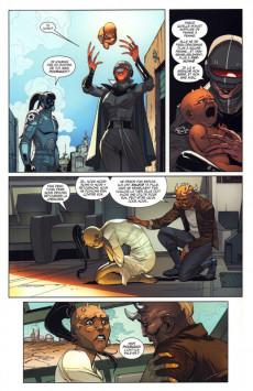 Extrait de Star Wars - Dark Vador : Le Seigneur noir des Sith -4- La Forteresse de Vador