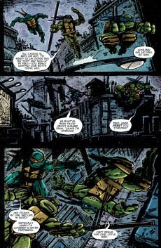 Extrait de Teenage Mutant Ninja Turtles (IDW collection) -3- TMNT IDW Collection #3