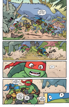 Extrait de Teenage Mutant Ninja Turtles (IDW collection) -5- TMNT IDW Collection #5